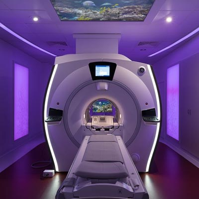 MRI RF Shielding with Caring MR Suite