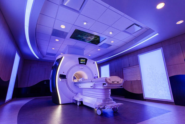 Kid-friendly MRI Suite - Caring MR Suite + RF Shielding