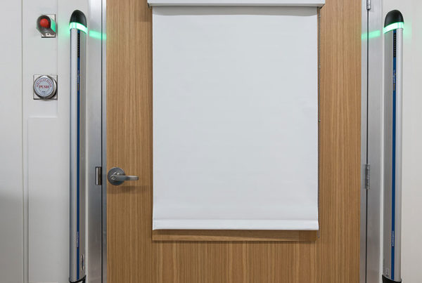 MRI RF Shielding - RF Shielded Door