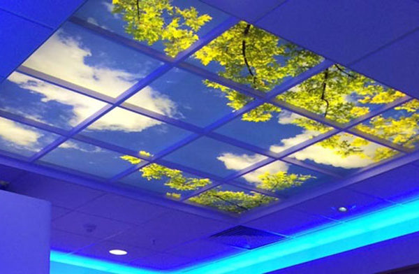 MRI RF Shielding Sky Ceiling & MRI LED Lighting