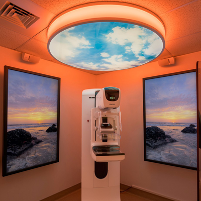 Perfect Sky Ceiling for improved patient experience in any space